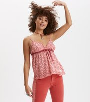Odd Molly - facile flower top - BLUSH PINK