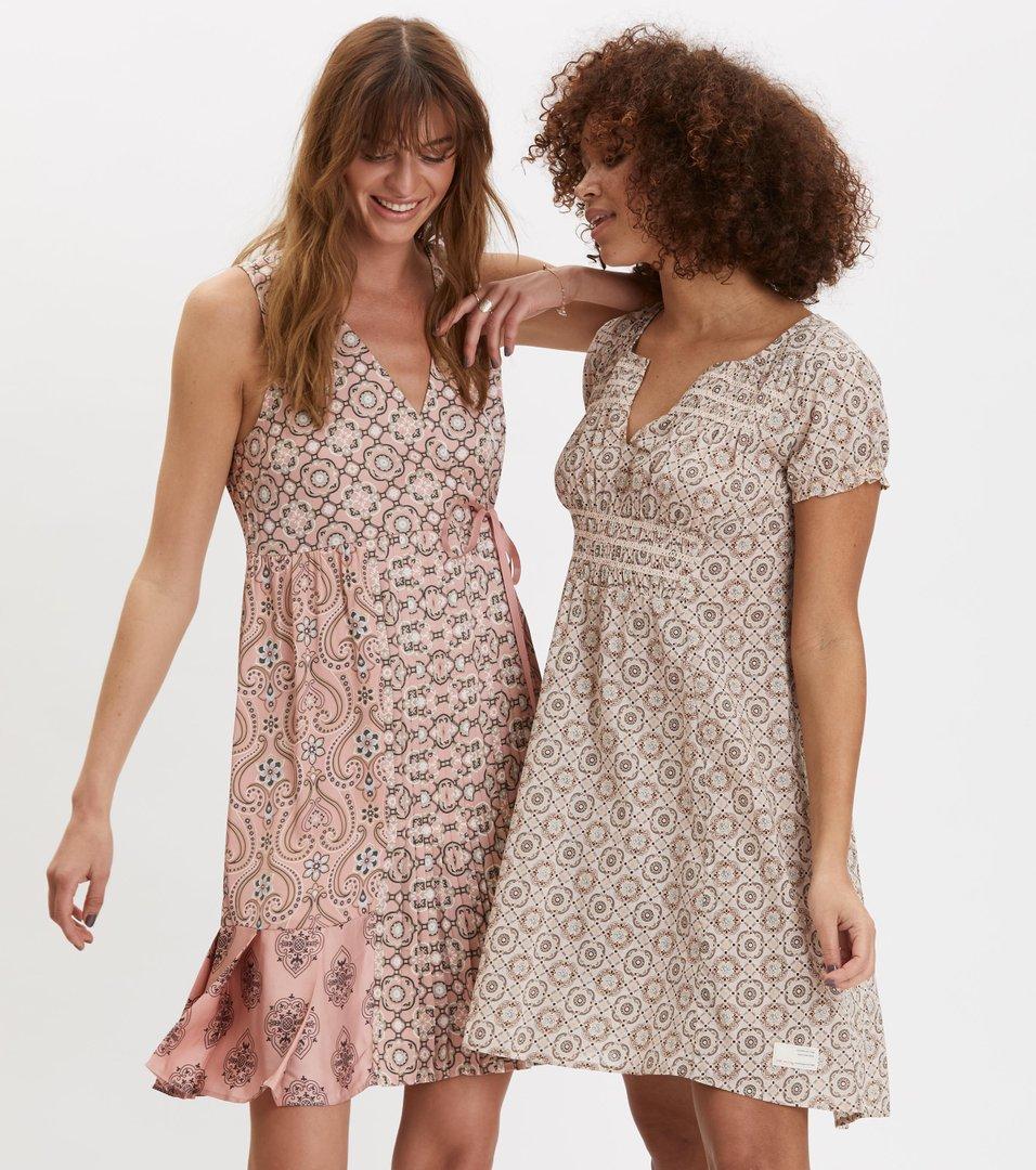 752730e7b56a Odd Molly - funky belle dress - PINK POWDER
