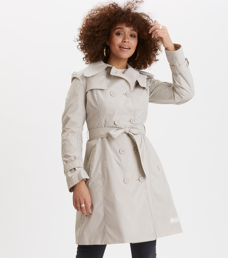 the scoop coat