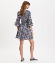 Lush Shake Wrap Dress