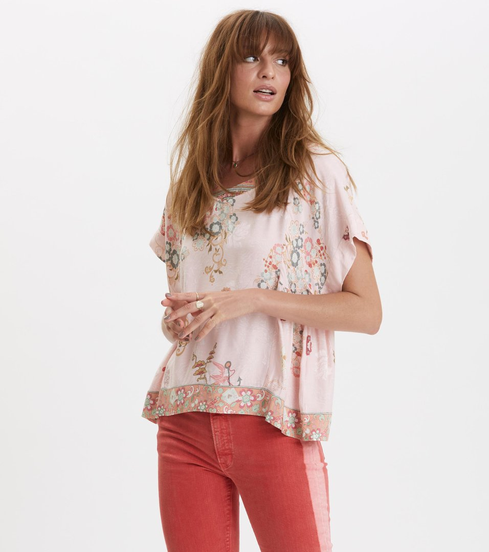 f37072ea9c98 Odd Molly - paradise groove s s blouse - ORCHID PINK