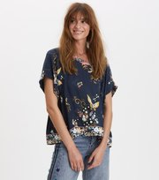 Paradise Groove S/s Blouse