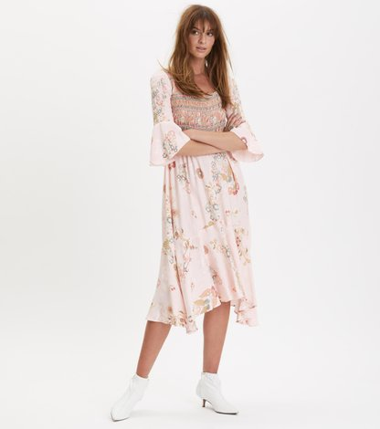 paradise groove long dress