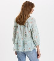 Odd Molly - lush shake blouse - PISTACCIO