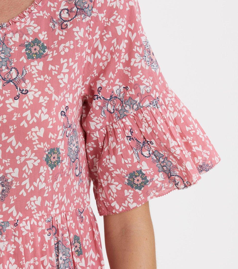 c3aca8ca Odd Molly - lush shake dress - BLUSH PINK