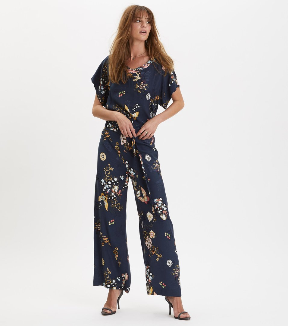 2e21119e1fc03 Odd Molly - paradise groove pant - FRENCH NAVY