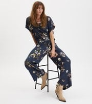 Odd Molly - paradise groove pant - FRENCH NAVY