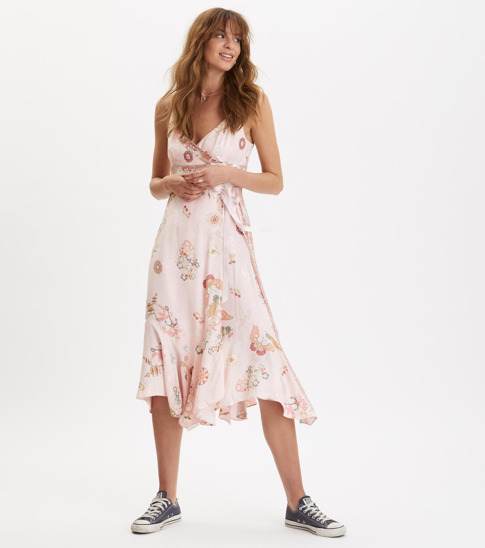 12aac2175de Odd Molly - paradise groove dress - ORCHID PINK
