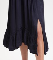 Odd Molly - swing loose skirt - FRENCH NAVY