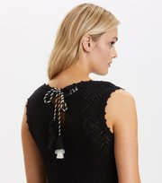 Odd Molly - locomotion dress - ALMOST BLACK