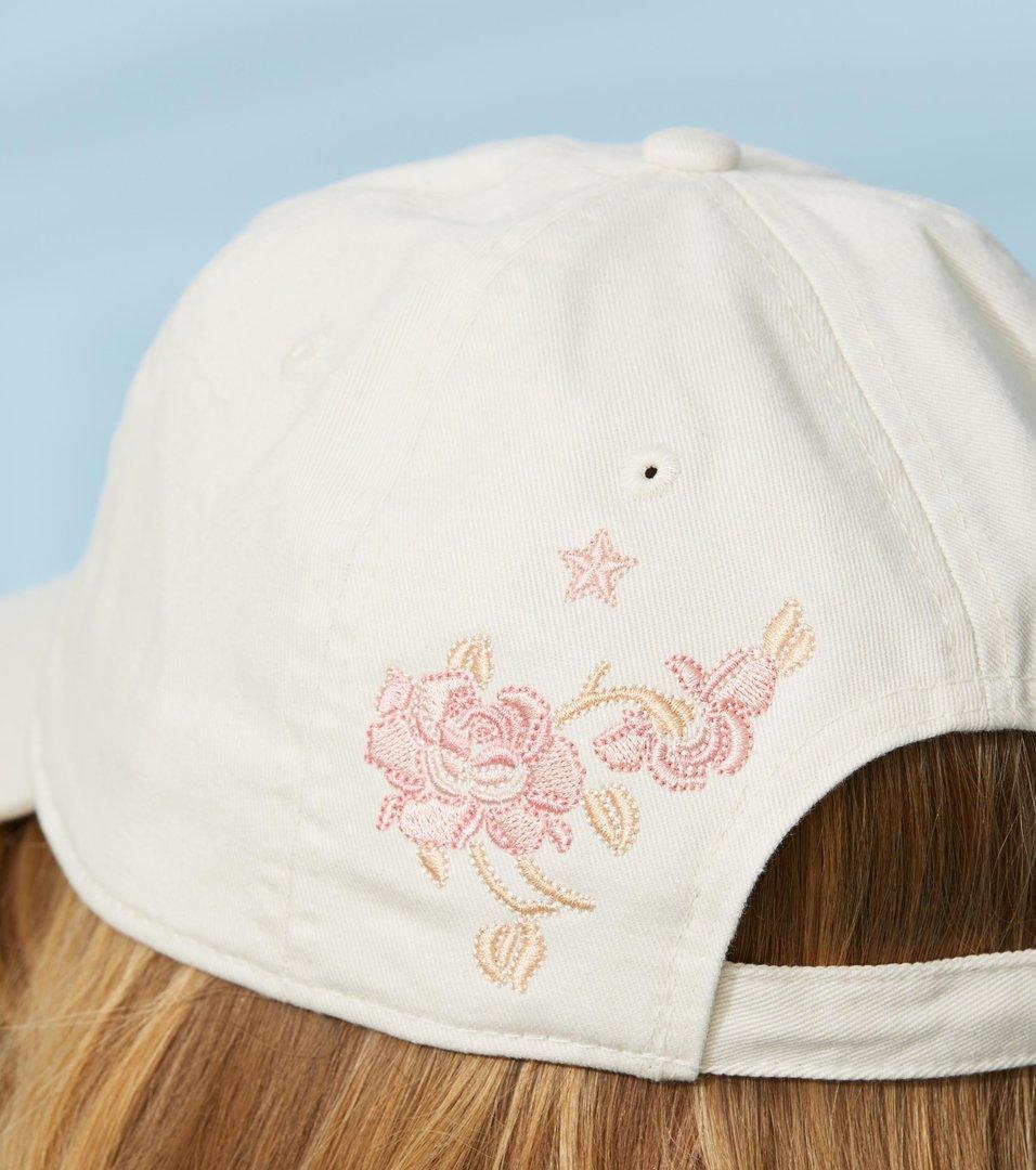 89c53ca3 Odd Molly - emblem cap - LIGHT PORCELAIN