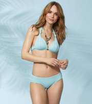 Odd Molly  - seashore bikini bottom - AQUA
