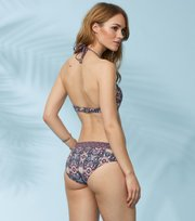 Odd Molly - blossom bikini bottom - FRENCH NAVY