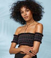 Odd Molly - mystic singoalla bikini top - BLACK