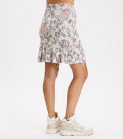Odd Molly - blossom skirt - LIGHT PORCELAIN