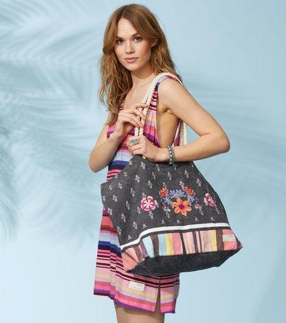 horizons beach bag