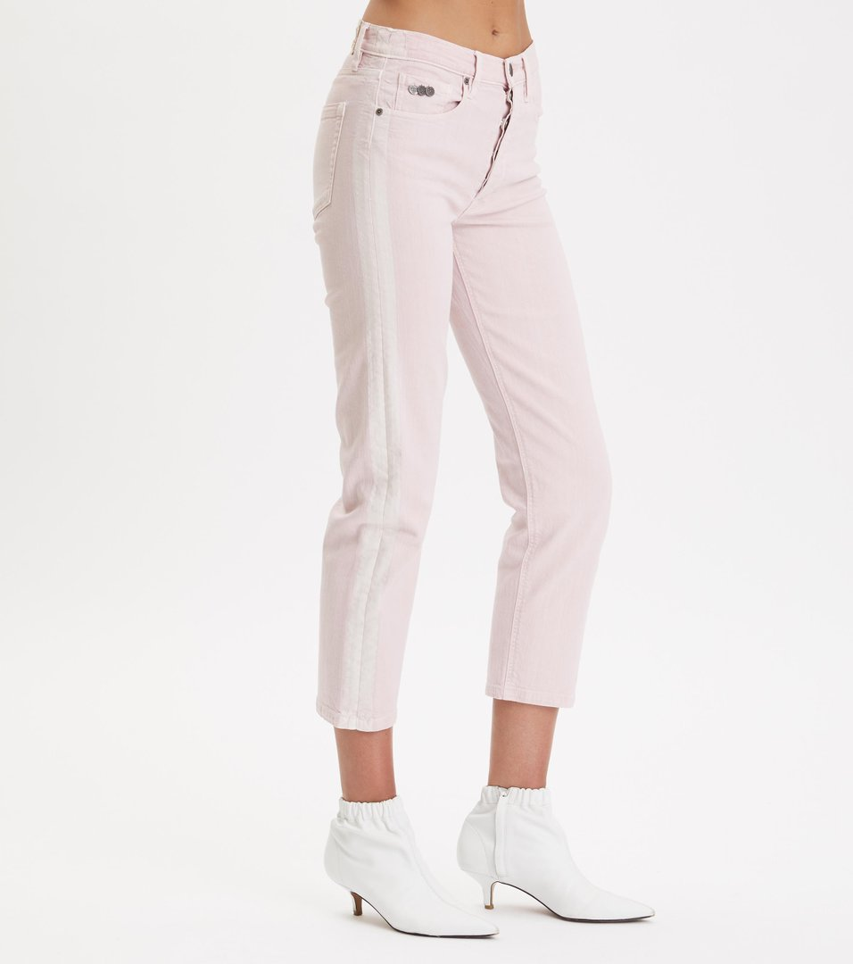 5c068385e10416 Odd Molly - peace player jeans - ORCHID PINK
