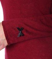 Odd Molly - medallion long sleeve - BAROLO