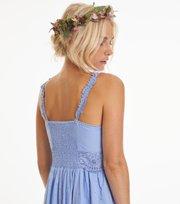 Odd Molly - let's start the ride dress - SUMMER BLUE