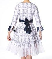 Odd Molly - bakers cross dress - WHITE