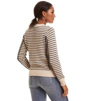 Odd Molly - the knit sweater - LIGHT PORCELAIN