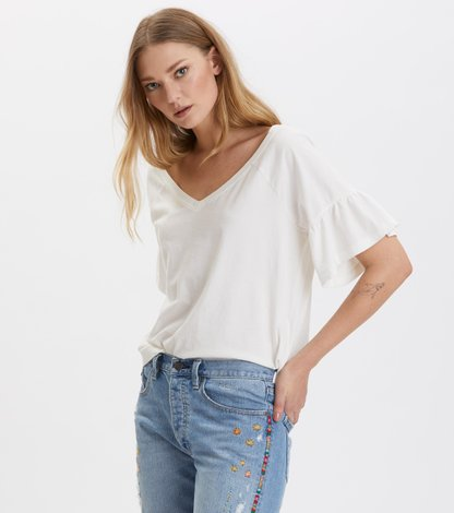 howlin s/s top