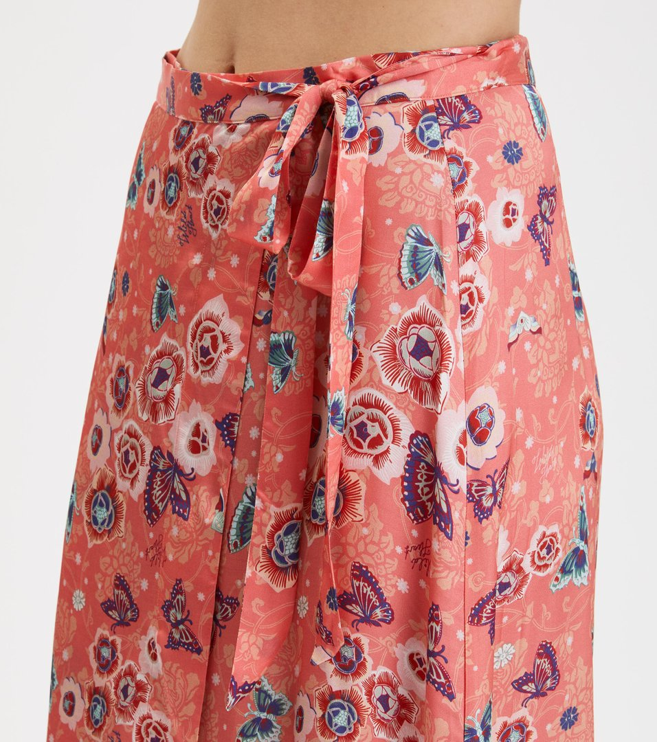 ae092afced Odd Molly - frill-fabulous skirt - RED CORAL