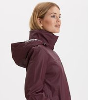 Odd Molly - dashing drizzel rain jacket - FIG