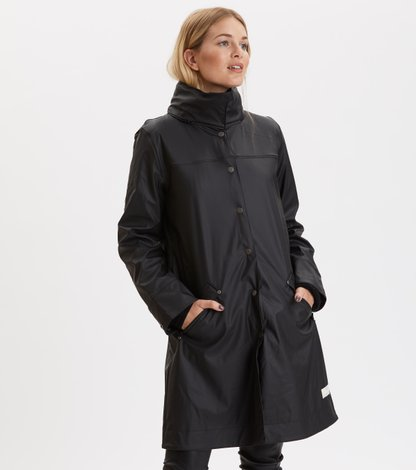 dashing drizzel rain jacket