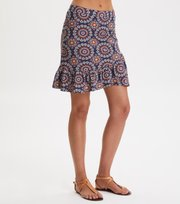 Odd Molly - women empire skirt - DARK BLUE