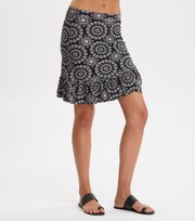 Odd Molly - women empire skirt - ALMOST BLACK