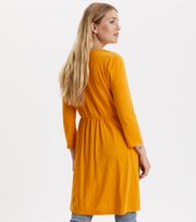 Odd Molly - backyard dress - GOLDEN HONEY