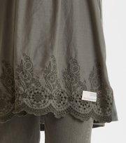 Odd Molly  - backyard dress - FADED CARGO