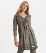 Odd Molly - backyard dress - FADED CARGO