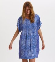 Odd Molly - empowher dress - SEA BLUE