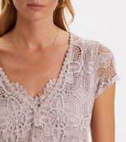 Odd Molly - peace please blouse - SHADOW DOWE