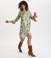 Odd Molly - molly-hooked tunic - LICHEN GREEN