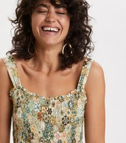 Odd Molly - Molly-hooked jumpsuit - LICHEN GREEN