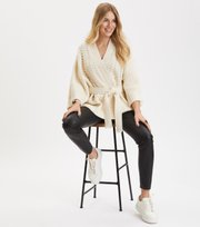 Odd Molly - egoiste cardigan - CHALK