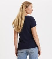 Odd Molly - secret break top - DARK BLUE