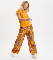 Odd Molly - knock-off pants - GOLDEN HONEY