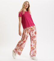 Odd Molly - knock-off pants - LIGHT BLOSSOM