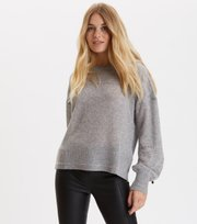 Odd Molly - my law sweater - GREY MELANGE