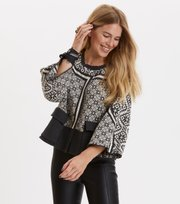 Odd Molly - much-needed cardigan - ALMOST BLACK