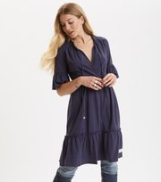 Odd Molly - deep passion dress - DARK BLUE