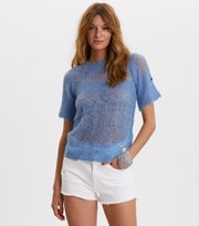 Odd Molly - mad about top - HERITAGE BLUE