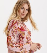 Odd Molly - Knock-Off Blouse - LIGHT BLOSSOM