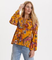 Odd Molly - knock-off blouse - GOLDEN HONEY