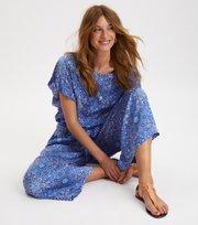 Odd Molly - empowher pants - SEA BLUE