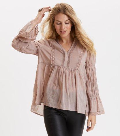 embrace me l/s blouse